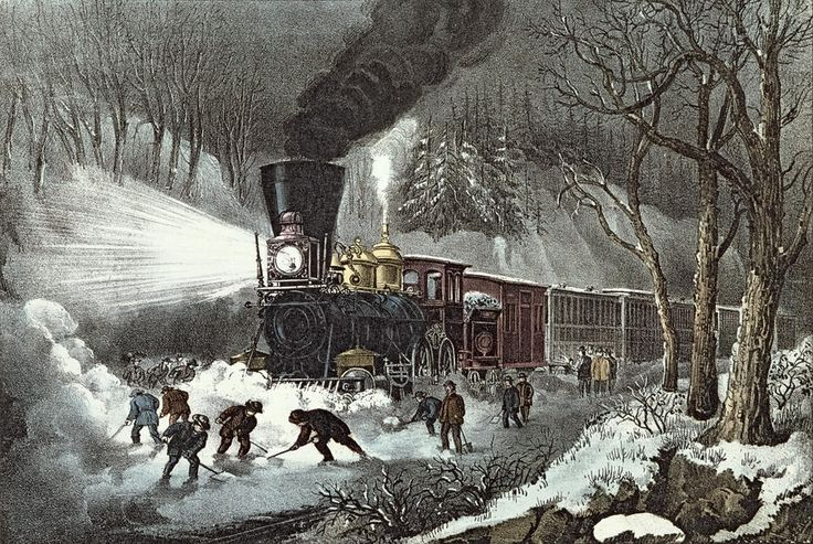Currier And Ives Prints - Bing Images