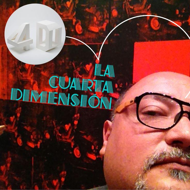 """NUEVO POST EN """"EL BLOG DE PATO"""" Bienvenidos a la cuarta dimensión. ¿Qué es el 4D? #newpost #comunicacionVisual #4d #cuartadimension #blog #BLOGGING #ElBloDePato #redessociales #rrss"""