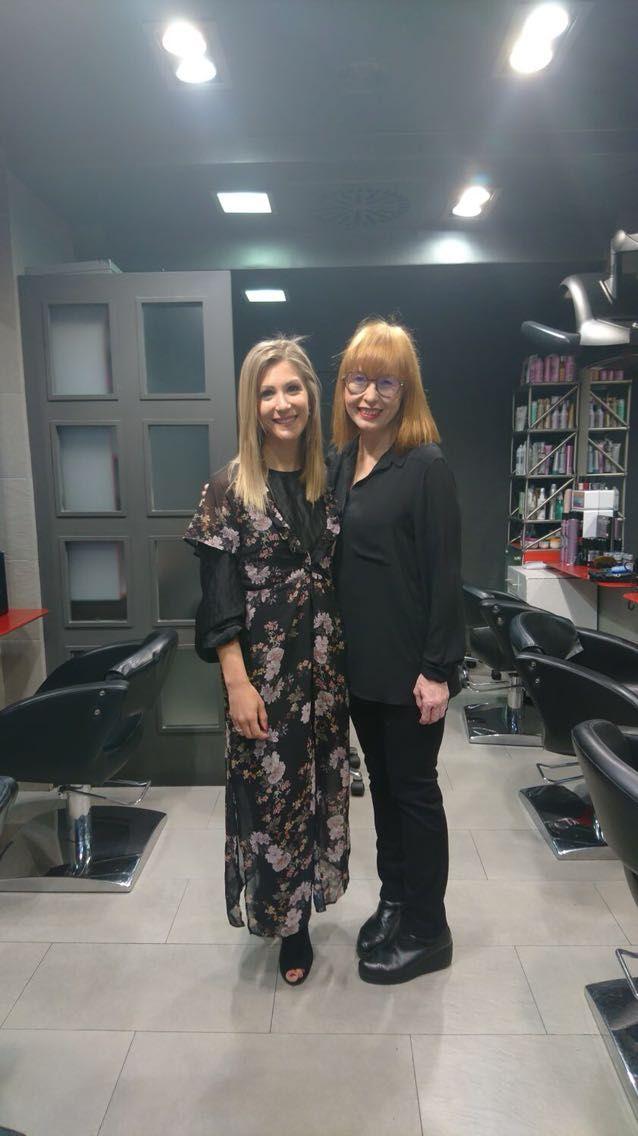 ¡Gracias @m_a_r_i_a__c_o_n_t_r_e, por confiar en nosotras y compartir tu experiencia en nuestro salón! Fue un verdadero placer... 😘😘 #Mechas #Matiz #Color #Peluquería #Bilbao Ah! Si quieres estar al día en moda y maquillaje, te recomendamos que le sigas, https://www.instagram.com/m_a_r_i_a__c_o_n_t_r_e/