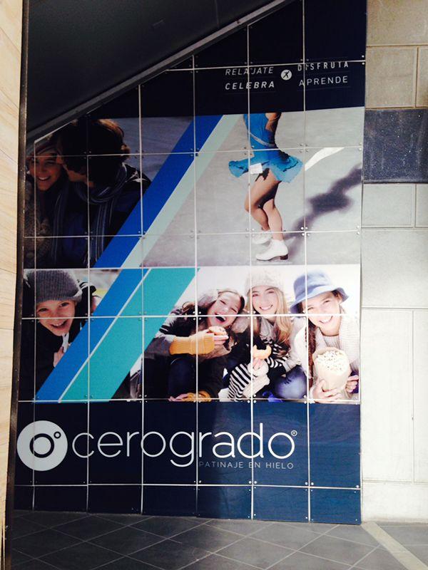 0 Grado Graphic by Labdiseño Chile, via Behance