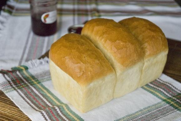 Newfie white bread