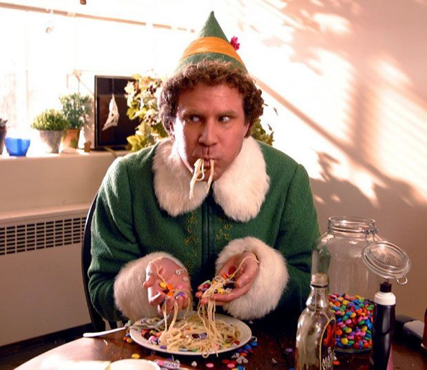 Elf (2003) Will Ferrell