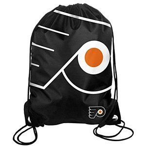 Forever Collectibles NHL Anaheim Ducks Fade Drawstring Backpack Eishockey