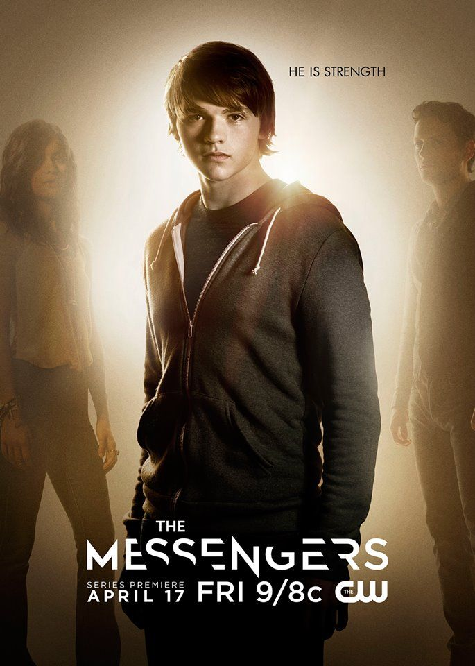 It will take the strenght of #TheMessengers save humanity.The beginning of the end starts Friday , April 17 at 9/8c!
