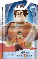 DISNEY Infinity 10 Ralph (Wreck-It Ralph) Disney Infinity Character Figures work on all platforms 3DS Wii wii U PS3 and XBOX 360 Disney Infinity is the exciting new game where you are the storyteller and the fun never ends! Just place the int http://www.comparestoreprices.co.uk/january-2017-6/disney-infinity-10-ralph-wreck-it-ralph-.asp
