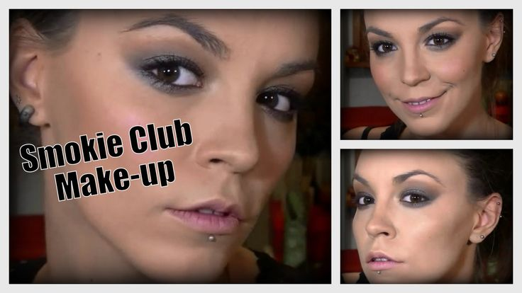 Tutorial: Smokie CLUB Make-up!