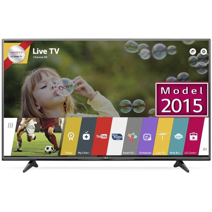 TV, Electronice & Foto: Televizor LED Smart LG, 139 cm, 55UF6807, Ultra HD...