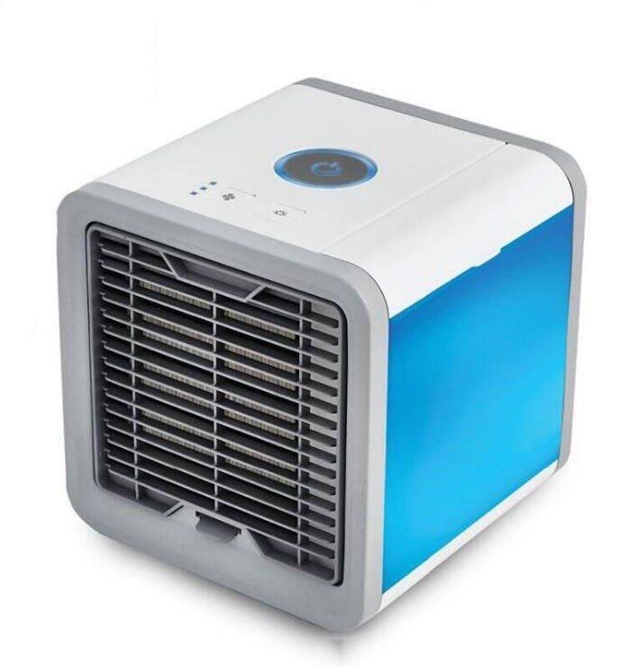 Blanco Opaco Evapolar evaCHILL Nuevo Enfriador de Aire de evaporaci/ón Personal y humidificador//Acondicionador de Aire port/átil y Ventilador