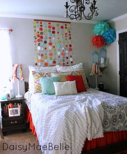 17 Best Ideas About Teen Headboard On Pinterest