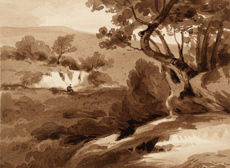 David Cox 'Landscape', date not known
