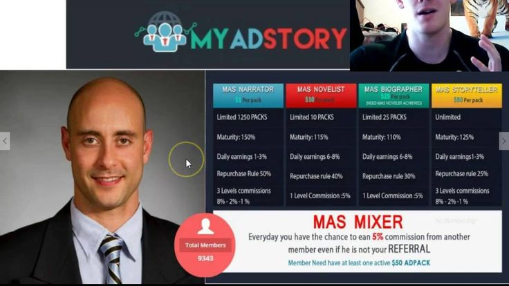Myadstory, long term features!