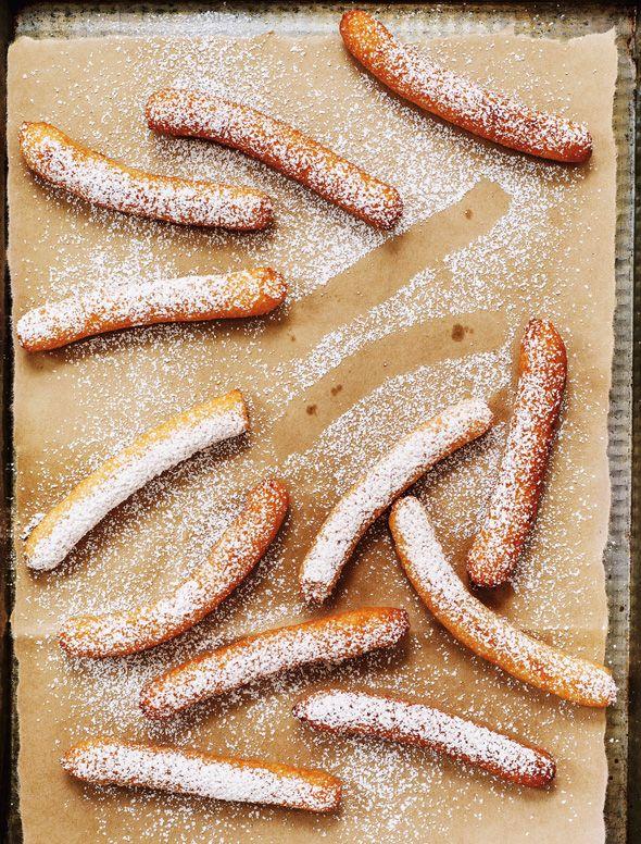 Sweets From Sweet Paul: Breakfast Churros with Cinnamon Sugar