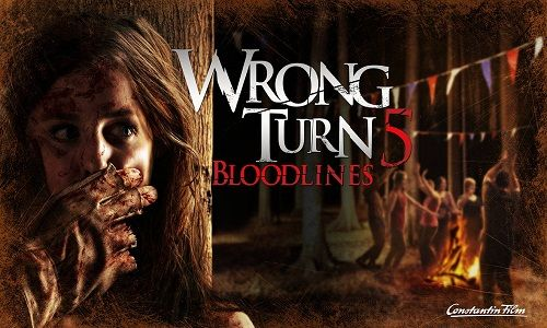 Wrong Turn 5 : Bloodlines | Sebuah kota kecil Virginia Barat menjadi tuan Gunung Man Festival legendaris pada Halloween, di mana kerumunan penonton pesta berkostum berkumpul untuk malam liar musik ...