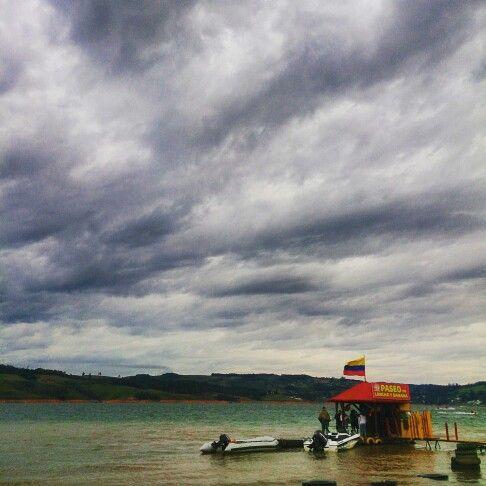 Lago calima -colombia