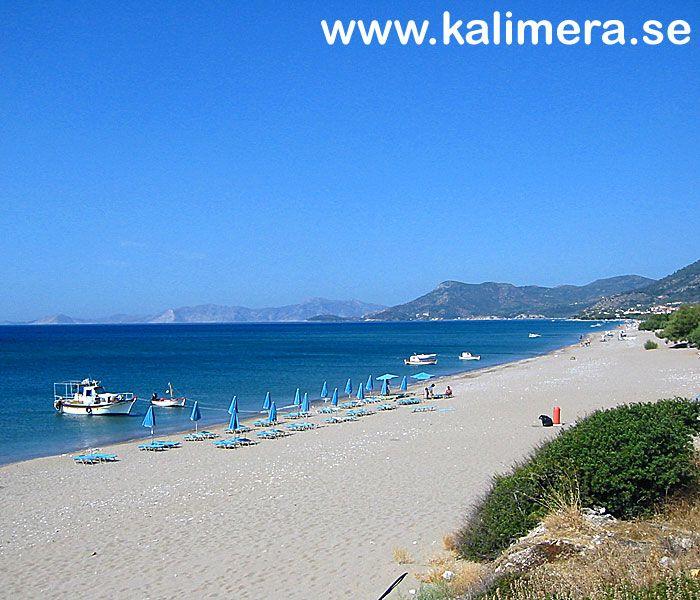 Votsalakia beach på Samos.