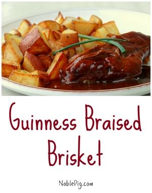 Brisket....I'm licking my lips. I love it. I've always loved it...as long as it's cooked right. Let's face it, it's &helip;