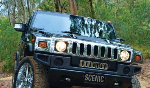 Hummer 4wd safari tours