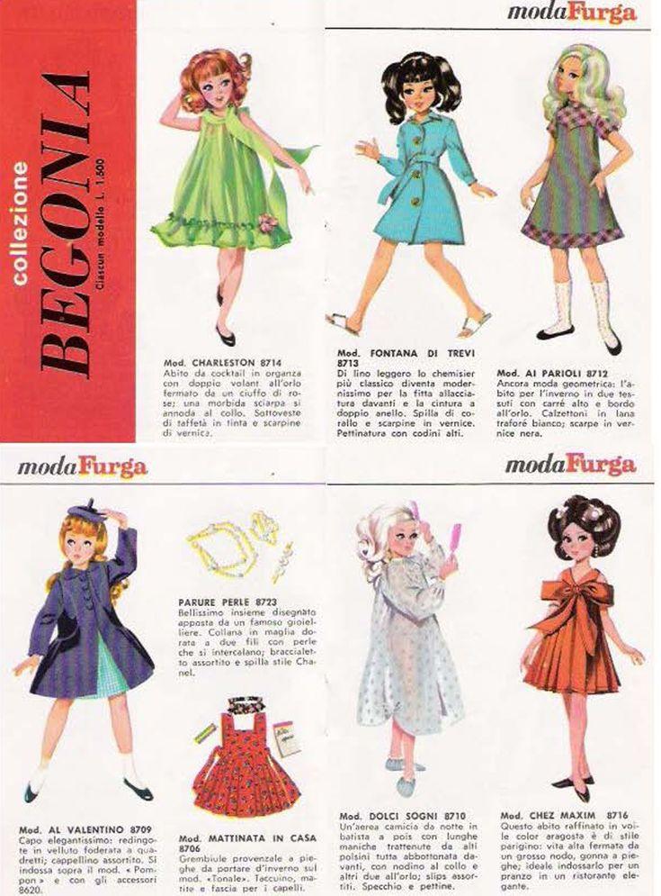 BAMBOLE FURGA TRE ESSE: CATALOGO 1966 pag 7 di 13