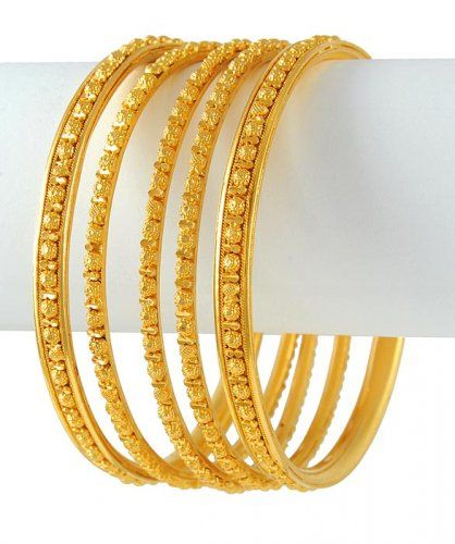Gold Indian Bangles..gorgeous.  The companies website is amazing..