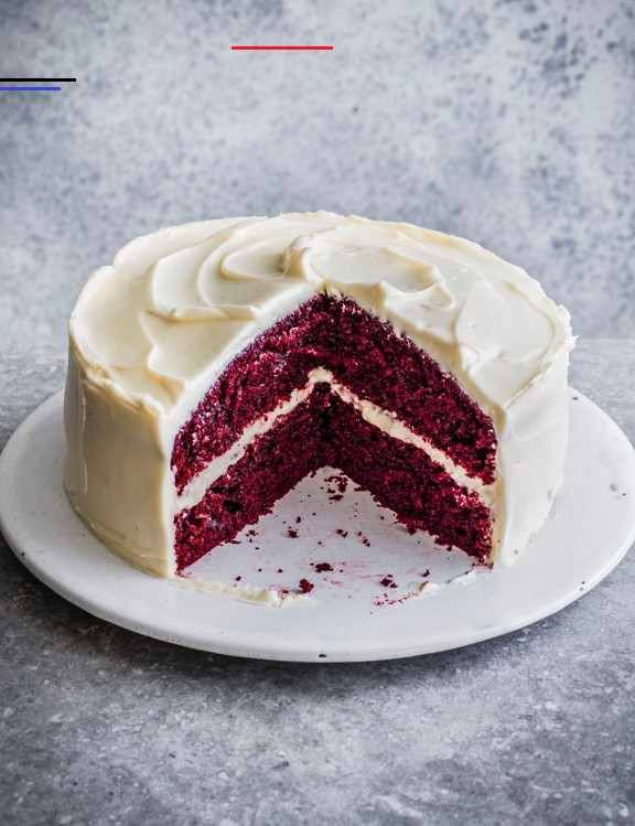 Red Velvet Cake Redvelvetcake Give Your Chocolate Cake A Red Tinge In This Classic American Cake R In 2020 Velvet Cake Recipes Red Velvet Cake Recipe Cake Recipes