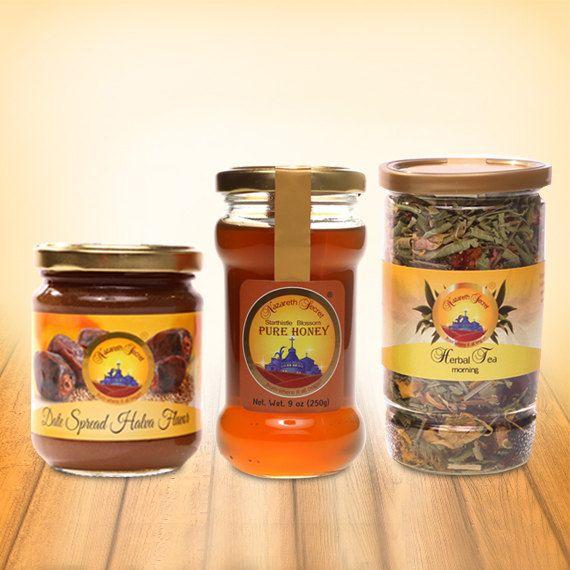Star Thistle Honey Nazareth Secret Morning by NazarethSecret, $30.20