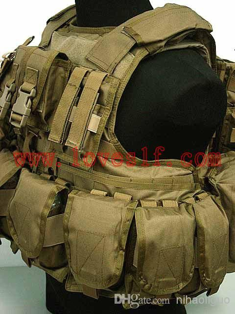 Wholesale Military Vest - Buy Loveslf the New Combat Vest Military Tactical Vest, $65.5 | DHgate