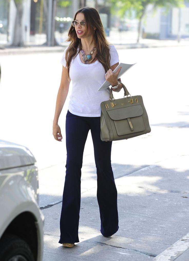 Sofia Vergara shopped with a friend in LA.