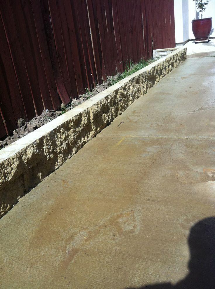 Www Pavingcanberra Com Retaining Wall Terraced 2 Levels