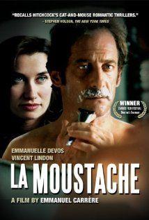 La moustache (2005) Poster