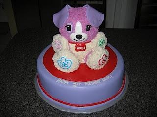 Leapfrog My Pal Violet Cakefor Mystique