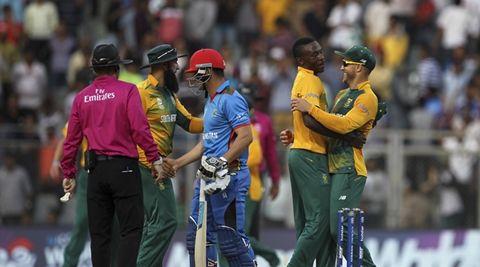 ICC World T20 Cricket Score South Africa vs Afghanistan: South...: ICC World T20 Cricket Score South Africa vs Afghanistan:… #CricketScore