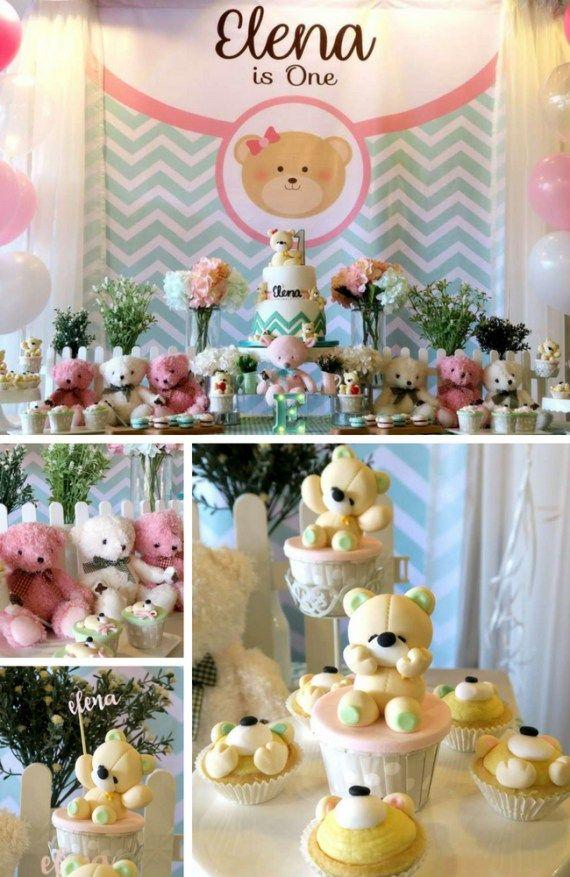 Teddy Bear Birthday Inspirations Birthday Party Ideas For Kids Teddy Bear Birthday Teddy Bear Birthday Party Teddy Bear Birthday Theme
