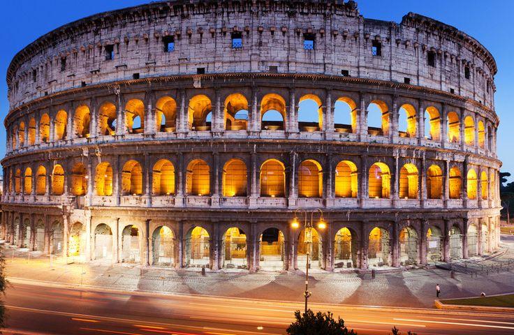 Colosseum In Rome 4K Ultra HD Wallpaper