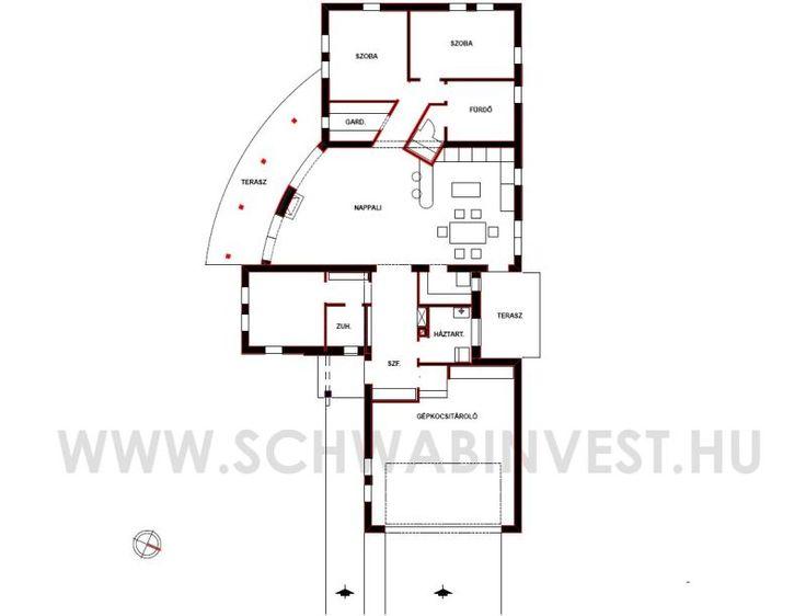 Családi ház alaprajzok - Schwabinvest.hu