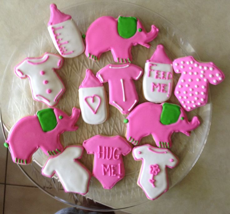 baby shower sugar cookies baby shower ideas pinterest