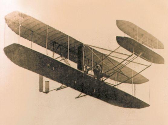 il primo volo dei fratelli Wright
