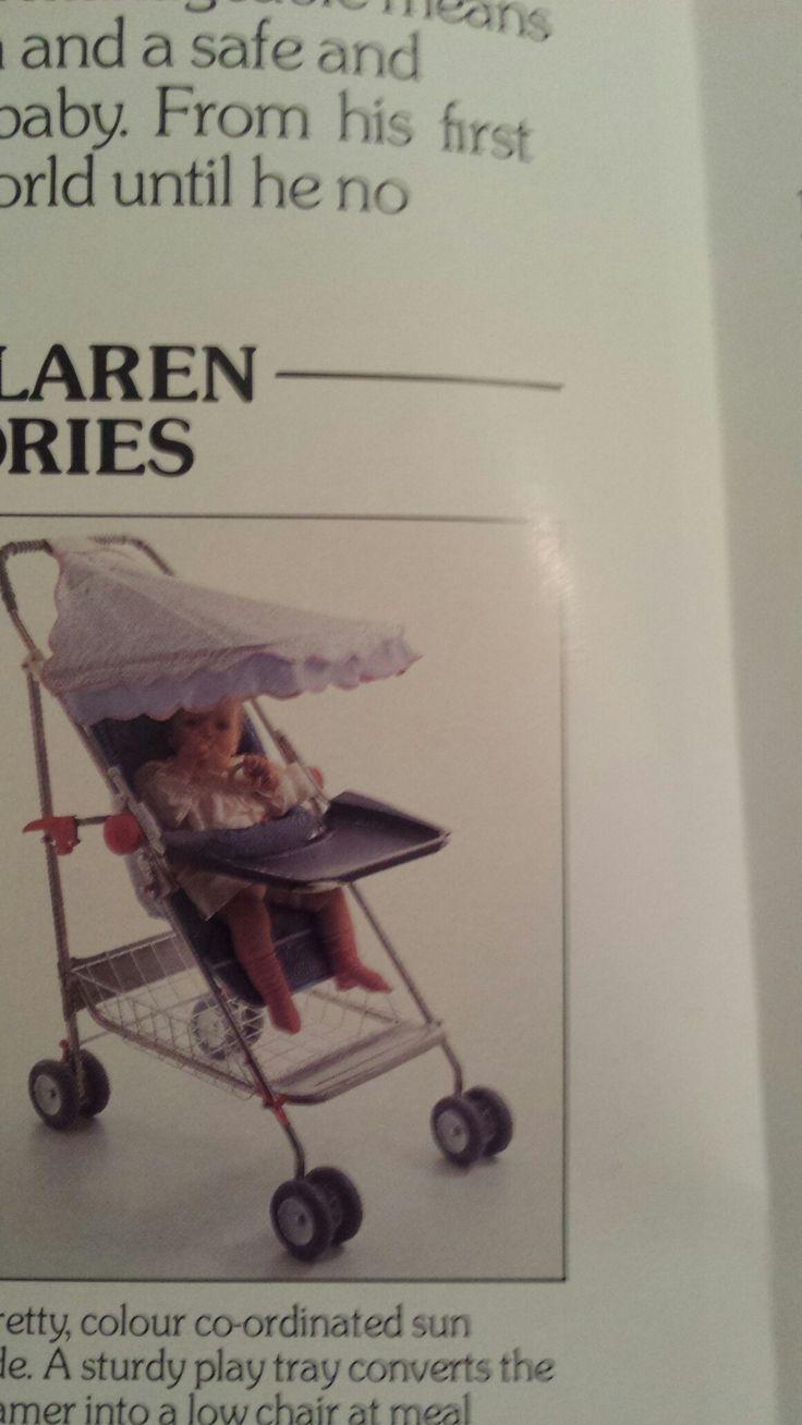 Maclaren dreamer accessories …