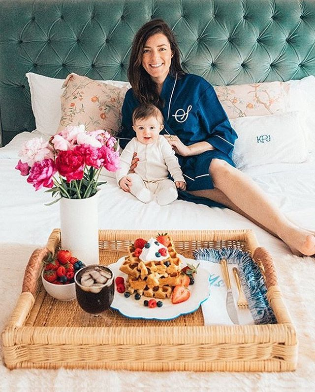 Make Mom S Day Step 1 Start With Breakfast In Bed Photo By