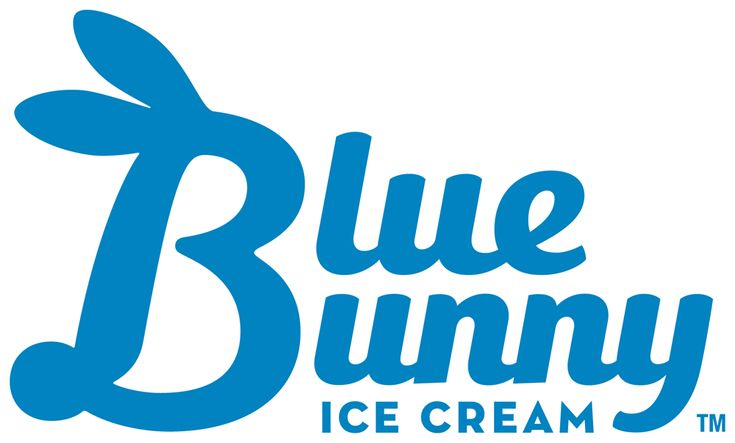 Brand New: New Logo and Packaging for Blue Bunny