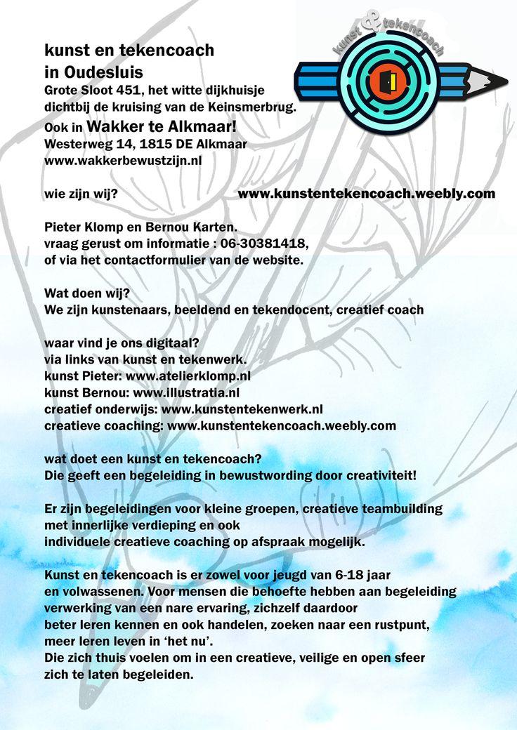 flyer - overzicht van onze werkzaamheden