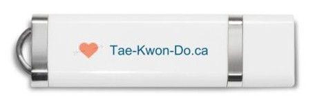 TaeKwonDo | USB Flash Drive | Cle USB   Clé USB unique qui combine la vitesse et la commodité inégalées format mémoire Flash  Design anti-poussière résistant   Fonction de sécurité pour assurer la protection des données confidentielles  Vient en bâton possedant une espace de 4 Go fournissent une sauvegarde de fichier fiable
