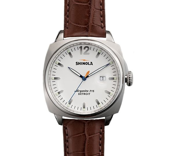 The Filson Dutch Harbor Watch Is Equipped With A Shinola Argonite 715 Quartz Movement Inspired By Pioneering Dive Watches