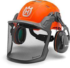 HUSQVARNA Technical Chainsaw Safety Forest Helmet - Brand New