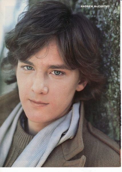 once again andrew mccarthy