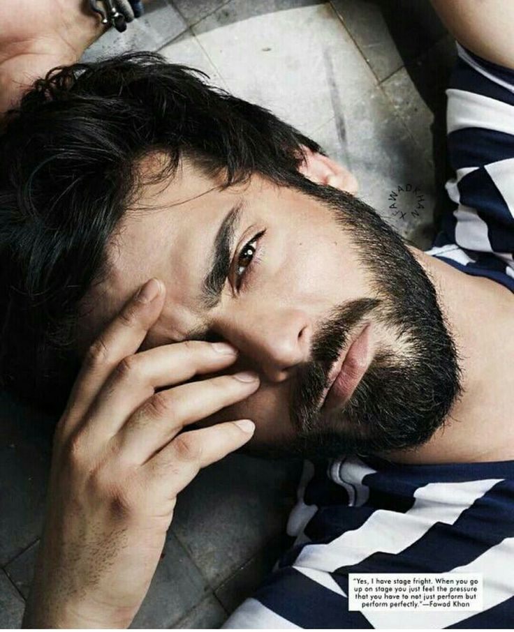 Brooding Fawad
