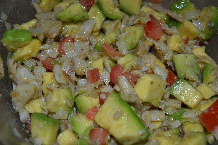 Puerto Rican Gazpacho Salad