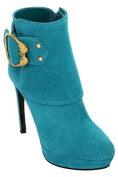 Alexander McQueen - Women's Shoes - 2013 Fall-Winter