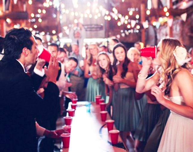 10 Creative Ideas for Your Co-Ed Bachelor/ette Party via Brit + Co.