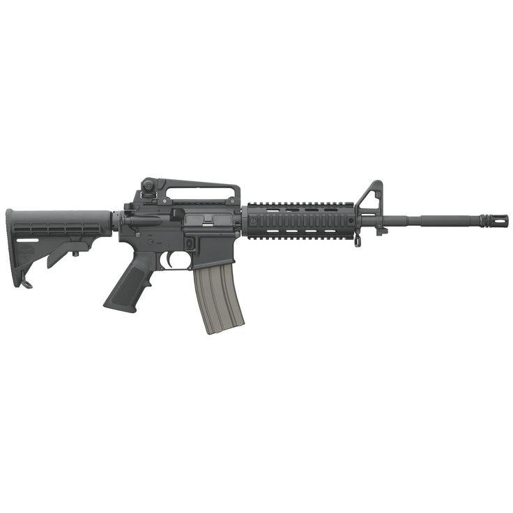 Bushmaster M4-A3 Patrolmans Carbine Quad Rail Centerfire Rifle-721102 - Gander Mountain