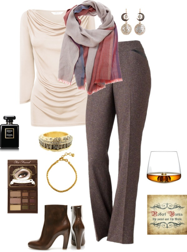 """Burns night supper"" by winkiefingers ❤ liked on Polyvore"